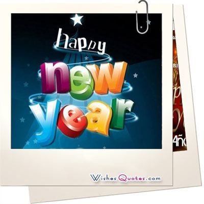 Happy New Year Wishes Text Messages & Quotes