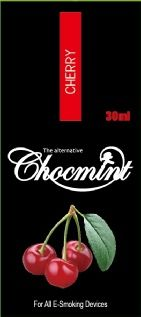 Chocmint Cherry E Liquid : Our Cherry has always been the best, now it's even better!