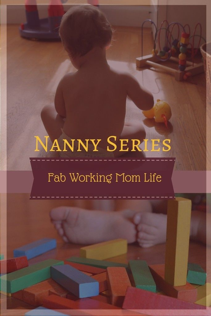 5 Things to Do When Hiring a Nanny Guest Post by Cristy of Happy Family Blog