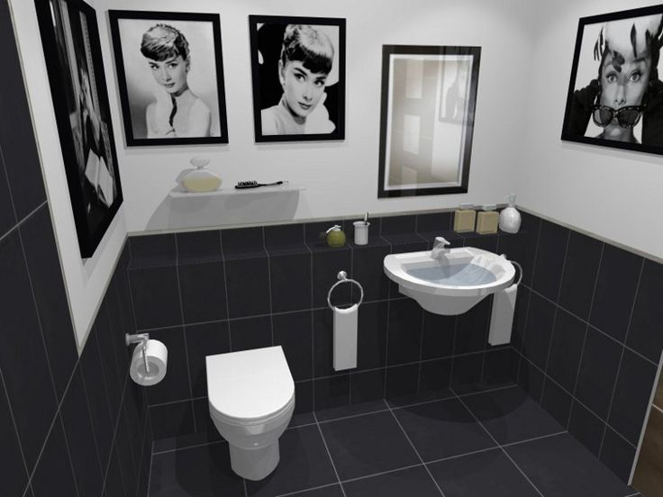 Black And White Bathroom Verizon Search Results