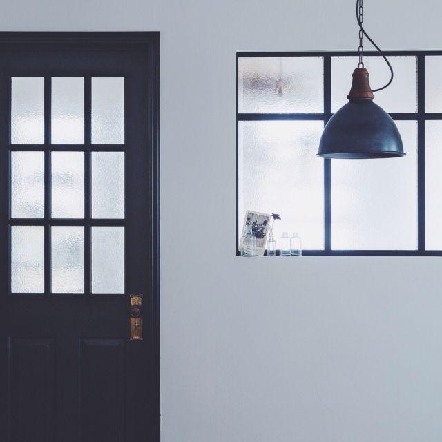 アンティーク/壁/照明/ドア/アンティークドアノブ/内窓…などのインテリア実例 - 2015-10-20 13:36:49 | RoomClip(ルームクリップ)