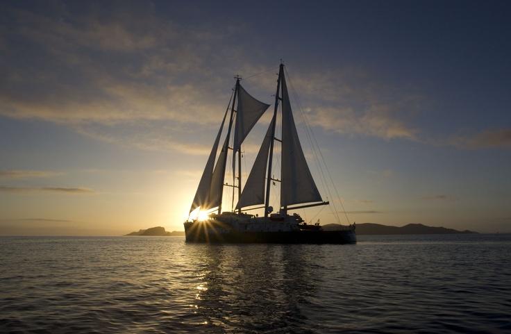 Dawn at Matauri Bay