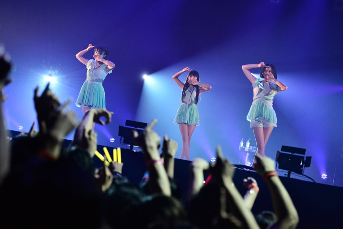 Perfume | COUNTDOWN JAPAN 12/13