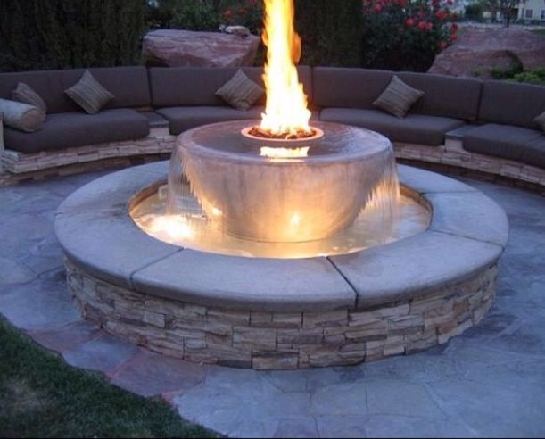 Cool Fire Pit Ideas: Outdoor Fireplaces, Fire Pits, & Kitchens