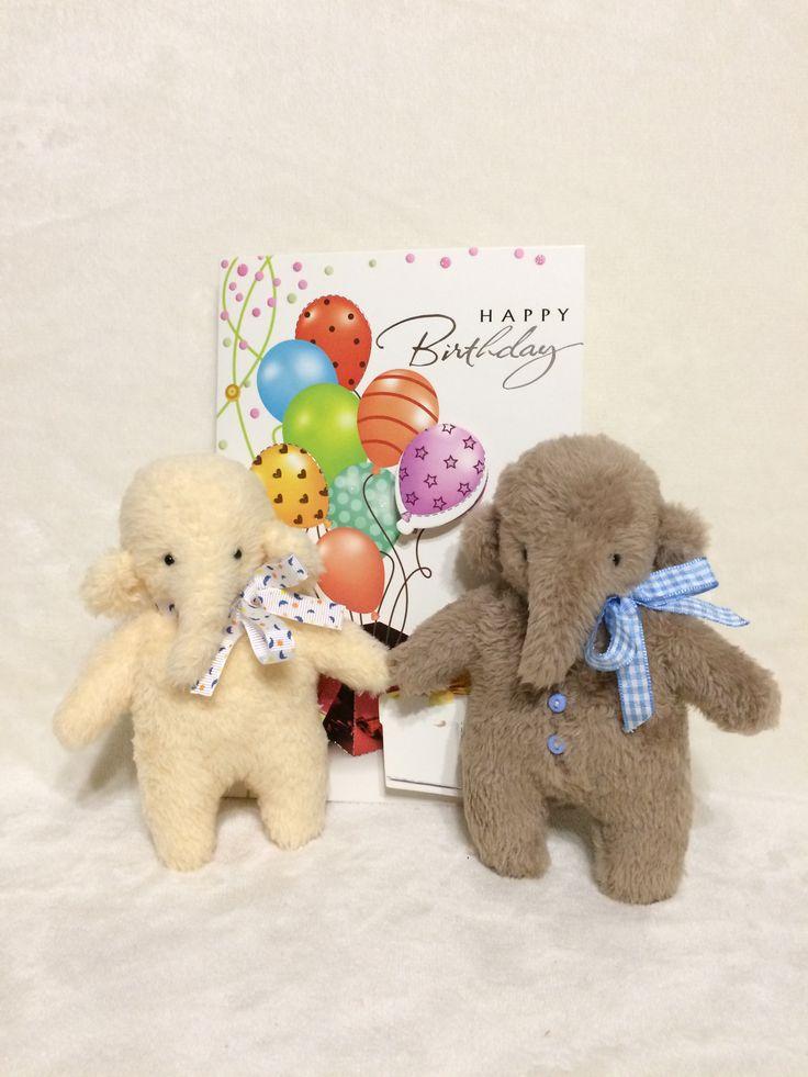 #ELEPHANT #TEXTILE TOYS  #TEDDY FRIENDS # PRIMITIVE#Toy elephant#toys_gallery