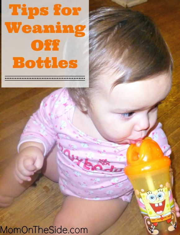 Must Have Tips For Weaning Off Bottles Sippy Cups A