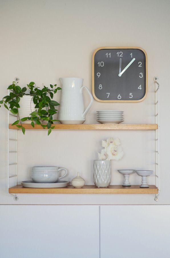 Die besten 25+ Küchenregal weiß Ideen auf Pinterest Moderne
