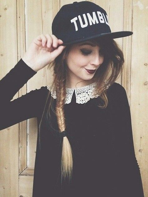 Hipster/Punk Zoella!