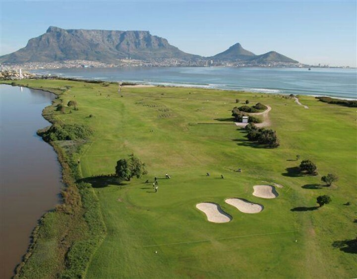 We have some of the most beautiful golf courses