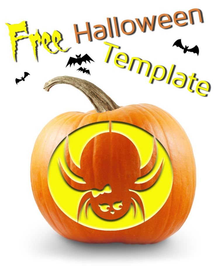 17 best images about free halloween printable templates on for Trick or treat pumpkin template
