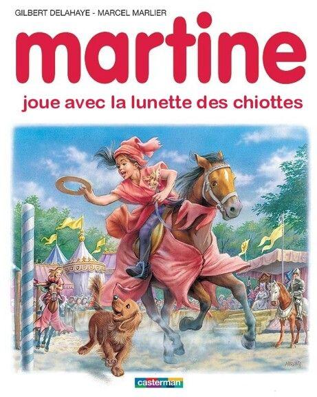 Martine joue avec la lunette des chiottes. #mdr #humour // www.drolementvotre.com