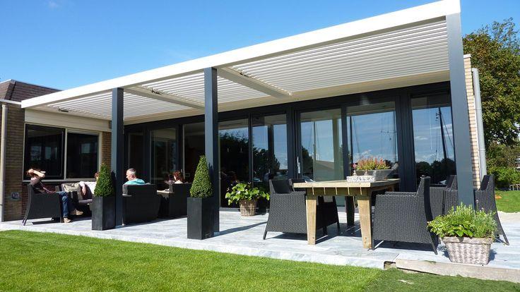 25 beste idee n over pergola schaduw op pinterest pergola 39 s pergola en baldakijn - Overdekte patio pergola ...