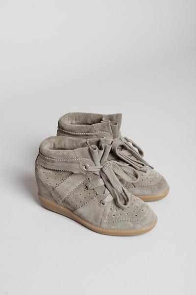 Totokaelo - Isabel Marant - Bobby Sneakers - Grey