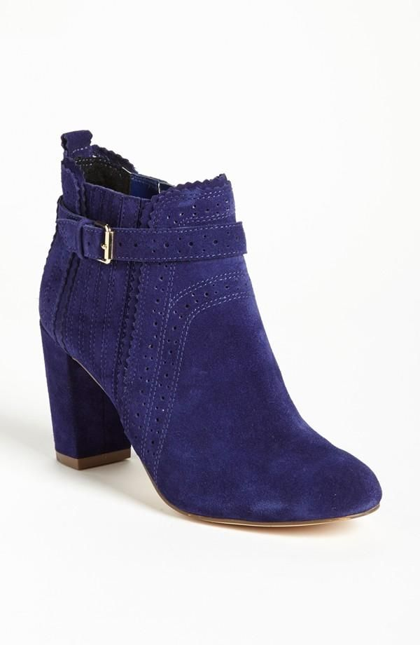 """Don't you step on my blue suede shoes."""