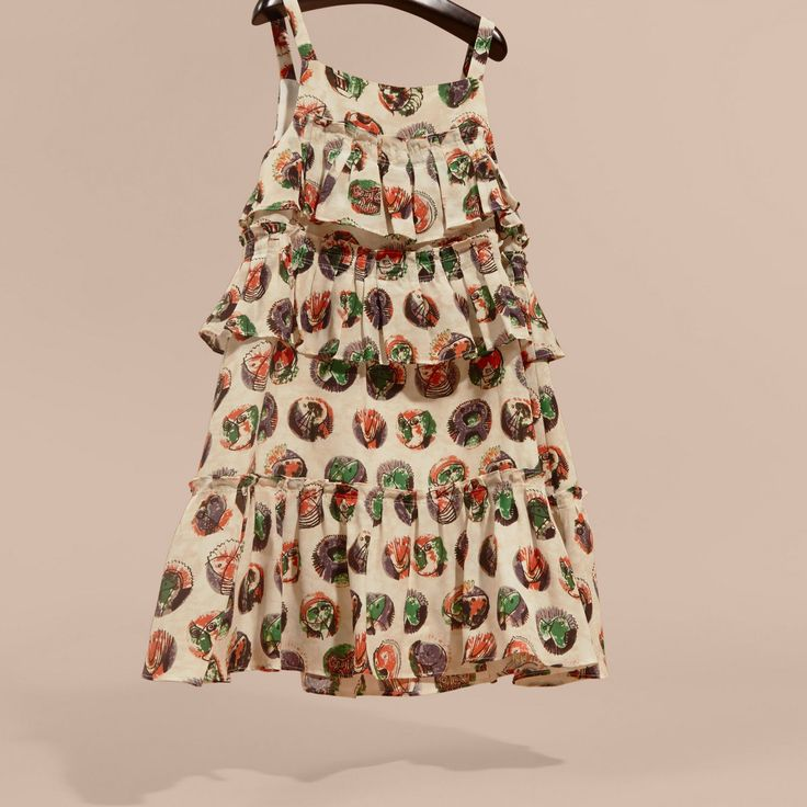 Burberry Summer Silk Dress