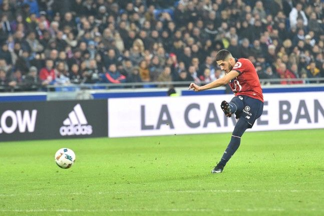 Lille s'impose à Lyon - Sport.fr