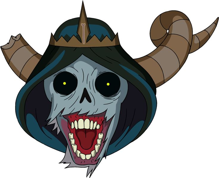 The Lich (character) - The Adventure Time Wiki. Mathematical!
