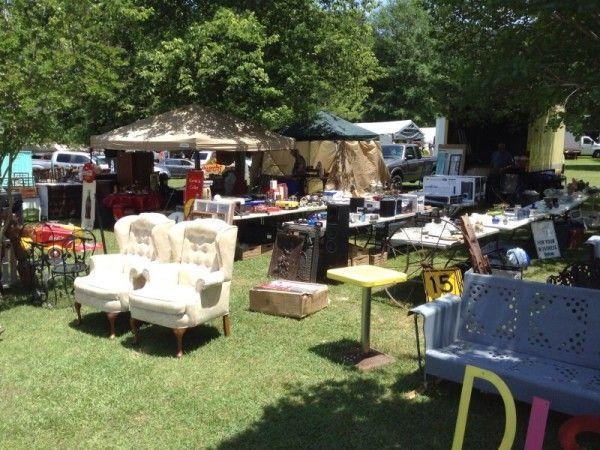 U.S. Highway 11 Antique Alley Yard Sale