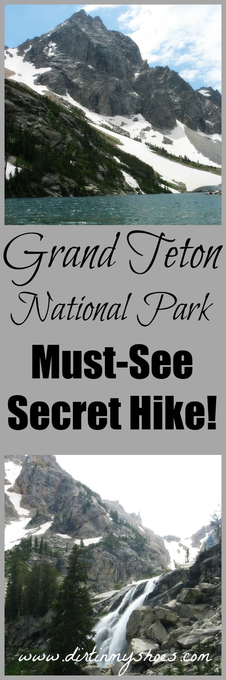Secret Hike in Grand Teton National Park