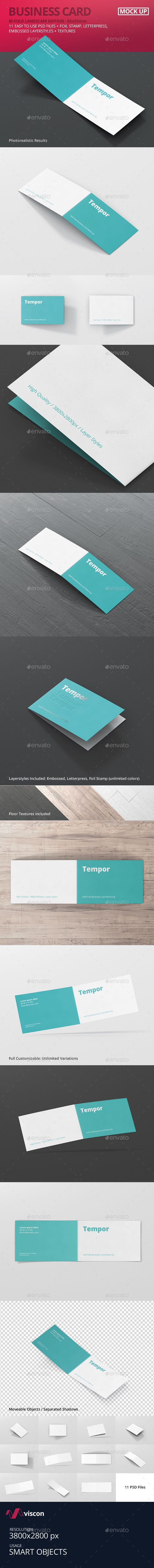 Best 25 Folded business cards ideas on Pinterest