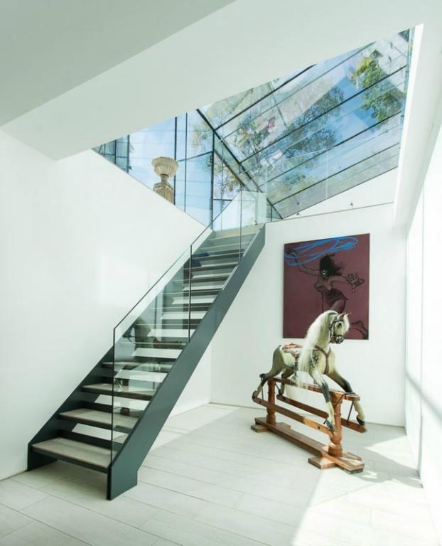 Mekanlarınızda Kullanabileceğiniz Mükemmel Merdiven Tasarımları - Görsel 14