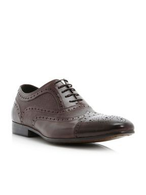 Dune Amore Multi multi formal brogue Brown - House of Fraser $190