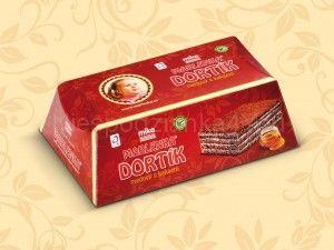 Torcik MARLENKA® mleczny z kakao porcja 100g