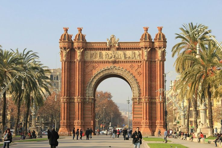 The best city ever,beautiful Barcelona
