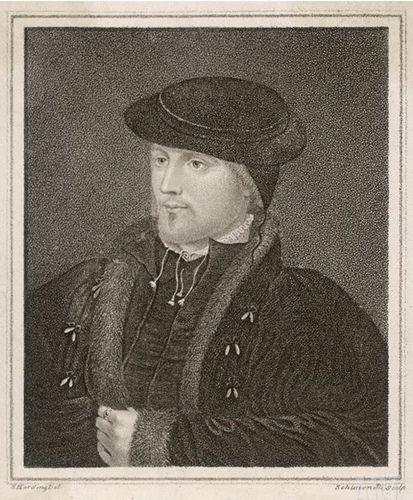 Thomas Cromwell, Son of Gregory Cromwell and Elizabeth Seymour, Nephew of Queen Jane Seymour