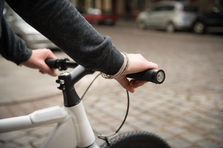 Today is great to discover your city and never lose your way. #smrtgrips #GOSMRT http://smrtgrips.bike