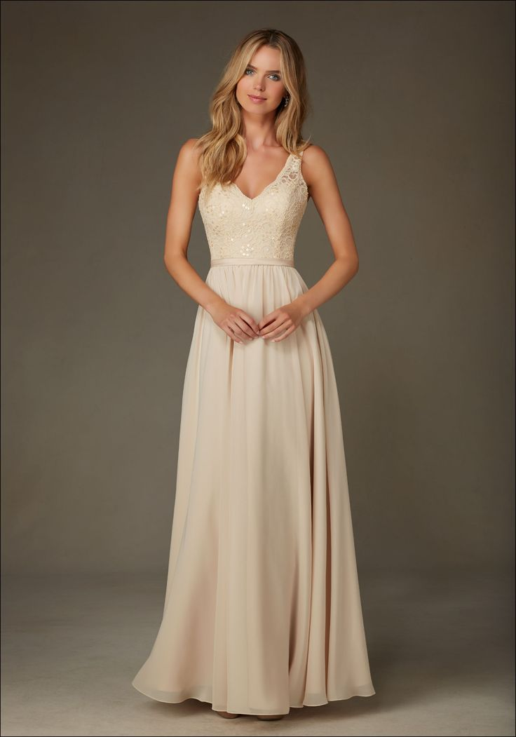 Mori Lee Bridesmaid Dresses Chiffon