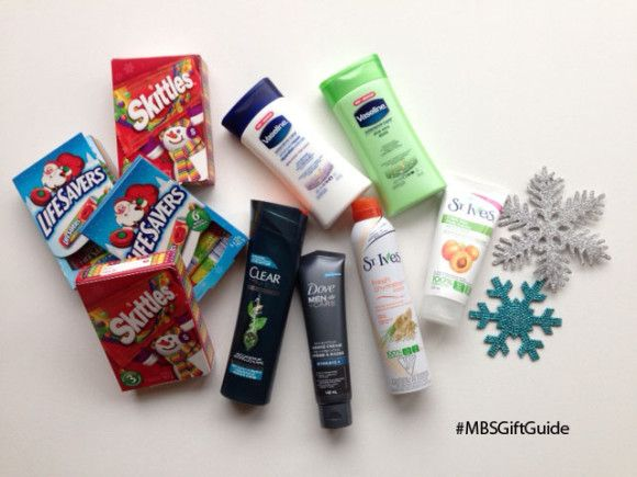 Great stocking stuffer ideas for everyone! #MBSgiftguide