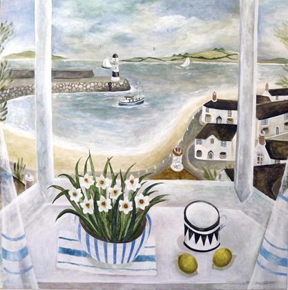 'Harbor' by Sarah Bowman