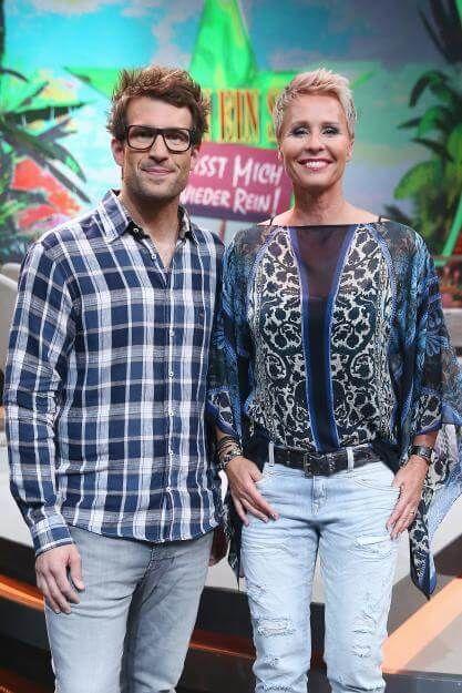 Daniel Hartwich und Sonja Zietlow sind für ihre bissig-lustigen Moderationen bekannt.