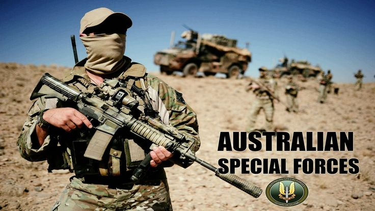 Australian Special Forces | GO HARD OR GO HOME
