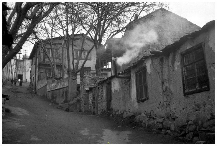 Ankara - Altındağ - İsmetpaşa - Hacıbayram - Tepe Sokak