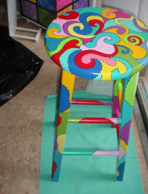 Funky Hand Painted Furniture                                                     Click here to download                          ...