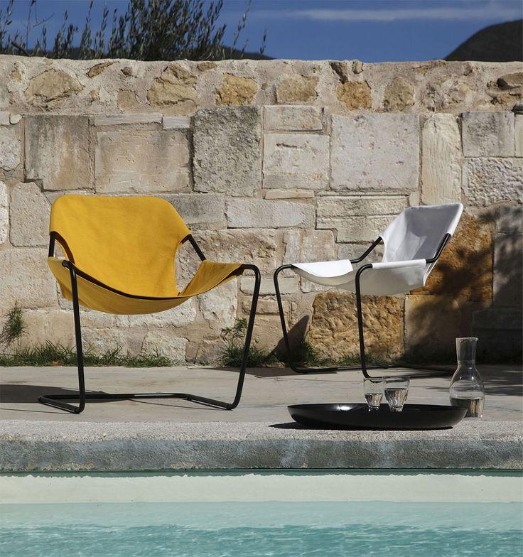 2016 Rio Olympics: a focus on Brazilian design pics: Objekto, armchair Paulistano Outdoor - designer: Paulo Mendes Da Rocha - See more at: http://magazine.designbest.com/
