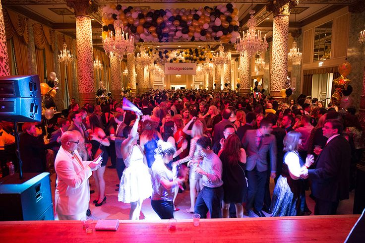 New Years Eve Party in Chicago – The Drake Hotel | Drake Hotel NYE Party VIP Rooms - New Years Eve Party in Chicago - The Drake Hotel
