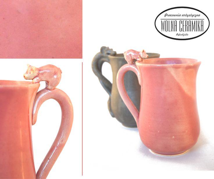 """""""Piglet"""" cup."""