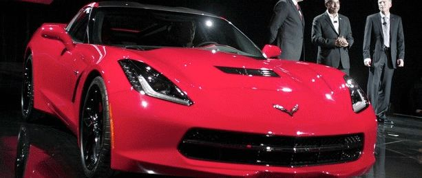 New Corvette Stingray will get 29MPG on Highway sweet color!!!!!!!