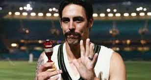 Image result for Mitchell Johnson