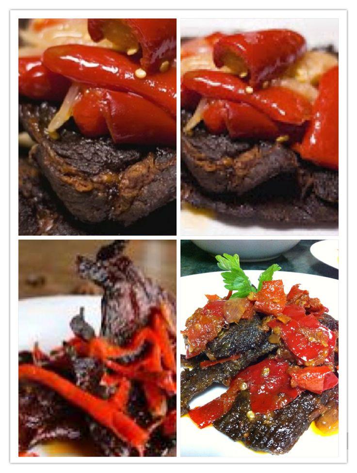 Dendeng batokok #minagkabau #padang indonesia popular food . tasted hmm #sodamngooddelicous