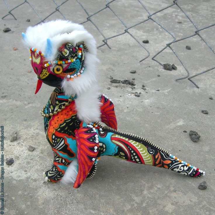 Huitzilopochtli Baby Dragon (5) by russelldjones on DeviantArt