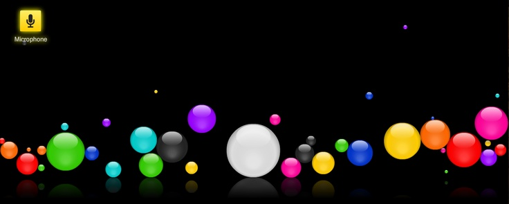 Creative / Chaos: Bouncy Balls - Noise Meter for the Classroom