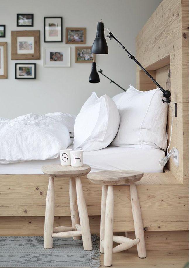 Un petit tour sur le blog pour découvrir ces 12 idées déco pour une belle chambre!!