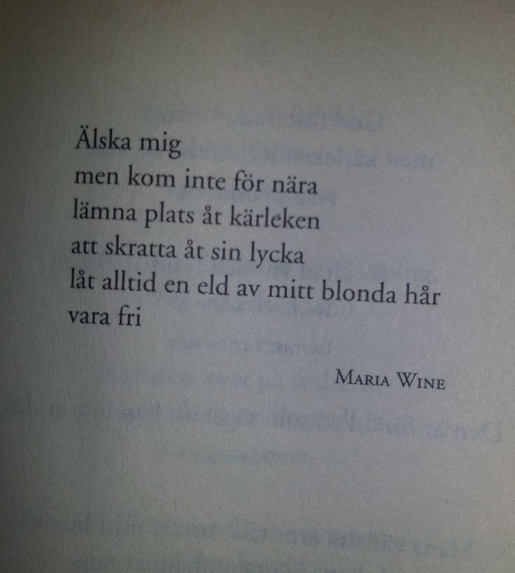 Maria Wine