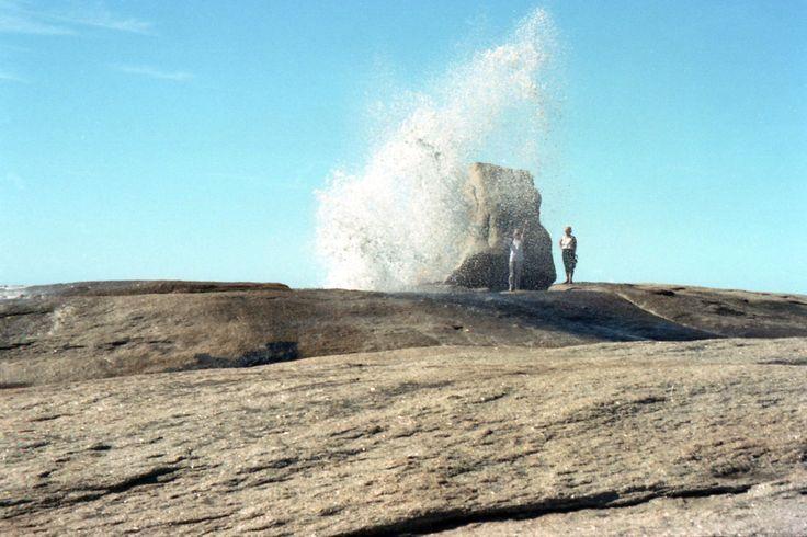 Blow hole, Bicheno