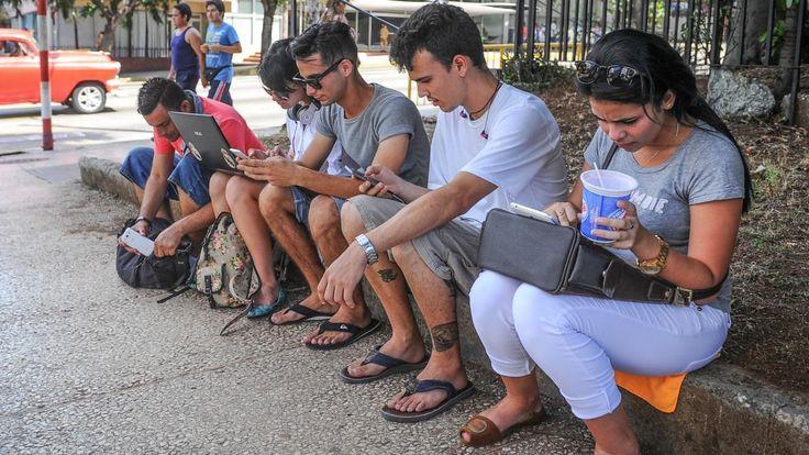 #ETECSA dice que los más de mil puntos #WiFi en #Cuba tienen 250.000 usuarios cada día