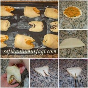 Keçi Ayağı Poğaça Pofuduk pofuduk #lezzetli bir #poğaça #poğaçatarifleri #hamur #hamurişi #food #recipes http://sefikaninmutfagi.com/keci-ayagi-pogaca/